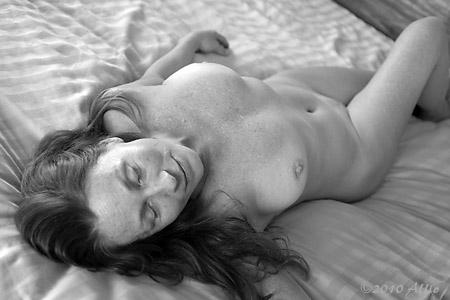 Allio arte nudità naturalistica cedere annata di grazia di Grace Anthone fotomodella senza tempo di maturità